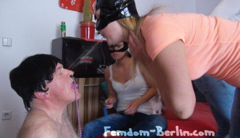 Femdom-Berlin.com - Member Update - New Scatqueen Lucy First Time Femdom P2